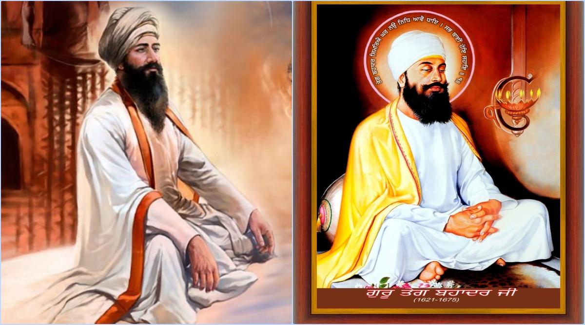 Guru Tegh Bahadur Ji Images & Parkash Purab 2020 HD Wallpapers for Free Download Online: WhatsApp Stickers, Facebook Greetings and Messages to Send on 400th Parkash Utsav Celebrations