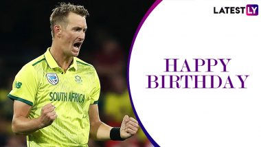 Happy Birthday Chris Morris: 4/31 vs Sri Lanka and Other Brilliant Performances by the South African All-Rounder
