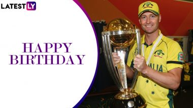 Michael Clarke Birthday Special: Quick Facts to Known About Australia's World Cup-Winning Captain