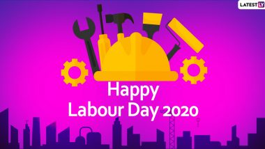Labour Day Images Hd Wallpapers For Free Download Online Wish Happy International Workers Day 2020 With Whatsapp Stickers And Gif Greetings Latestly