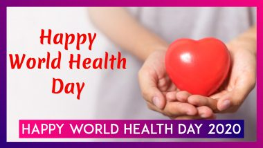 World Health Day 2020 Wishes: WhatsApp Messages, Images and Greetings to Share With Family & Friends
