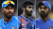 Hardik Pandya, KL Rahul and Jasprit Bumrah Urge Fans to Light Diyas, Candles and Make PM Modi's '9 PM, 9 Minutes on April 5' Appeal a Success
