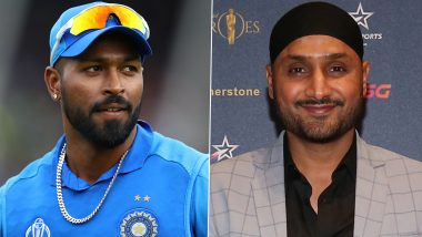 Hardik Pandya, Harbhajan Singh Urge People to Stay Indoors After Multitude of Migrant Workers Gather Outside Bandra West Station Demanding Transport to Return Home (See Post)