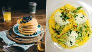 Easter 2020 Brunch Recipe Ideas: From Orange Ricotta Pancakes to Asparagus Frittatas; 7 Dishes to Try This Easter Sunday