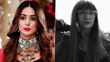 Hina Khan Shares Ekta Kapoor's  Version of Money Heist and It's  Indeed Rib-Tickling (Watch Video)