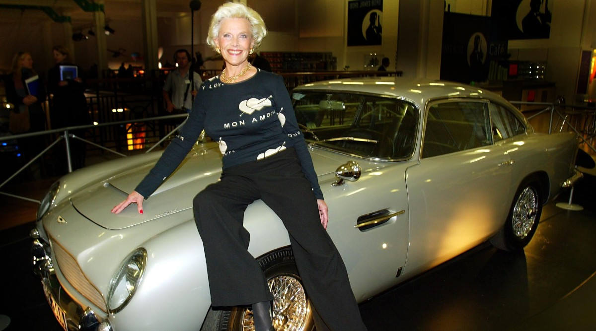 Honor Blackman, James Bond and Avengers Actress, Dies at Age 94