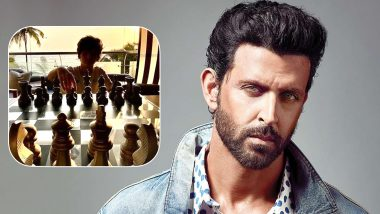 Hrithik Roshan Draws Comparison Between COVID-19 and a Game of Chess in This Thought Provoking Poem (View Post)