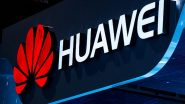 Huawei Reportedly Files a Patent for Smartphone With an Under Display Selfie Camera