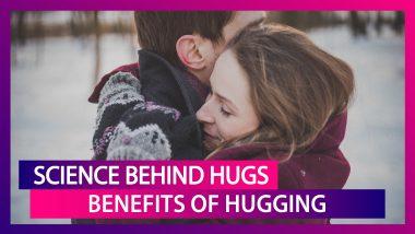 Science Behind Why Hugging Feels So Good!