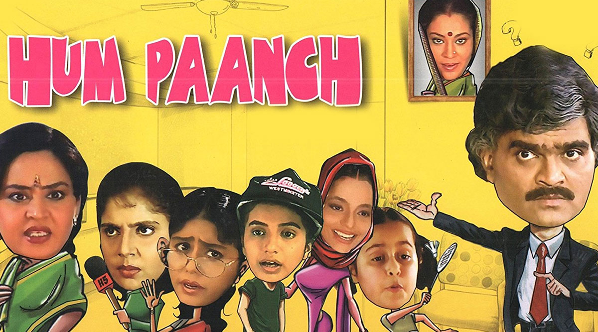 Hum Paanch Returns To Television: Here's The Schedule and Telecast Time For Ekta Kapoor's Iconic Comedy Show