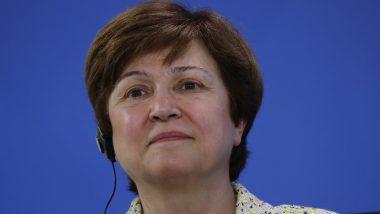 Coronavirus Impact: World Faces 'Worst Economic Fallout Since Great Depression'. Says IMF Chief Kristalina Georgieva