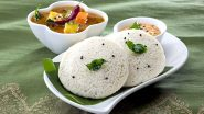 Weight Loss Tip of the Week: How to Eat Idli to Lose Weight (Watch Video)