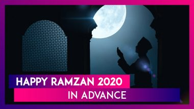 Happy Ramzan 2020 Wishes In Advance: WhatsApp Messages, Images & Greetings to Send During Ramadan
