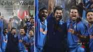 This Day, That Year: When MS Dhoni's Sensational Knock Guided India to Win ICC Cricket World Cup 2011 Trophy