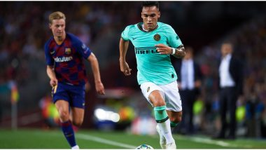 Lautaro Martinez Advised By Luis Suarez to Stay At Inter Milan Amid Barcelona Links