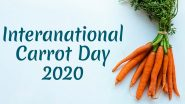 International Carrot Day 2020: From Healthy Heart to Good Eyesight, Here Are 5 Reasons Why You Should Eat This Root Vegetable