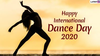 Happy International Dance Day 2020 Hd Images And Wallpapers For Free Download Online Whatsapp Messages Beautiful Dance Facebook Photos And Quotes To Share On This Day Latestly