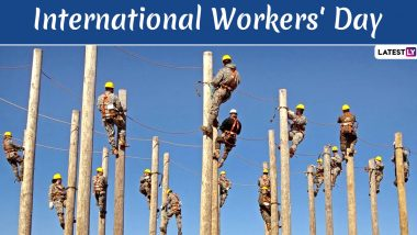International Workers' Day 2020 Date: Know The History, Origin And Significance of Labour Day Dedicated to Workers Across The Globe!