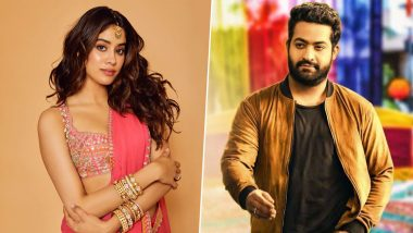 Janhvi Kapoor To Make Her South Debut Opposite Jr NTR?