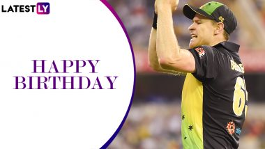 Jason Behrendorff Birthday Special: 5/44 vs England and Other Top Bowling Performances by the Australian Pacer