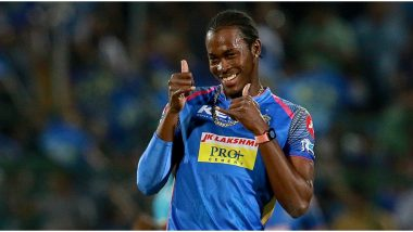This Day That Year: When Jofra Archer Announced Himself to IPL With Match Winning Debut Performance Against Mumbai Indians