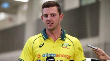 Australia vs England ODI Series 2020: Will Take Momentum From Third T20I Into ODI Series, Says Josh Hazlewood