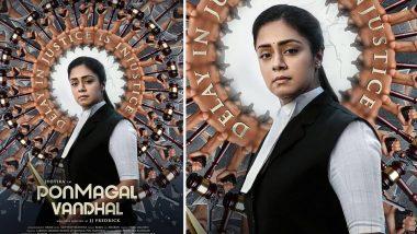 Ponmagal Vandhal Full Series in HD Leaked on Telegram & TamilRockers