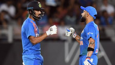 KL Rahul Picks Virat Kohli to Bat for His Life, Says 'He Will Give It All to Save My Life'