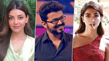 Kajal Aggarwal and Pooja Hegde Roped In for Vijay Starrer Thalapathy 65?