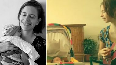 Kalki Koechlin Sings a Portuguese Lullaby for Sappho and the Baby Girl Is Enjoying It (Watch Video)