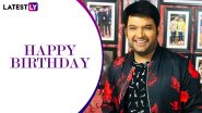 Kapil Sharma Birthday Special: From a Rejected Comedian to a Forbes Entrant, Here's a Peek Into His Interesting Life!
