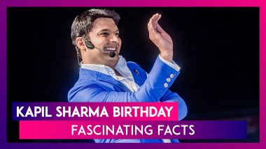 Kapil Sharma Birthday- Here Are Some Fascinating Facts About The Stand-Up Comedian