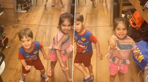 Karan Johar's Kids Yash And Roohi Make Him Weep - Here's How (Watch Video)