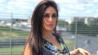Bebo Got Guts! Kareena Kapoor Khan Shares A Throwback Picture of Herself And It'll Make You Feel The Heat (View Pic)