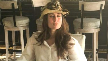 Kareena Kapoor Khan Flaunts Her Classic Pout In Her Latest Instagram Post (View Pic)