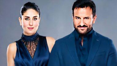 Saif Ali Khan Is Coaxing Kareena Kapoor Khan to Give Him Yoga Lessons During Lockdown Period