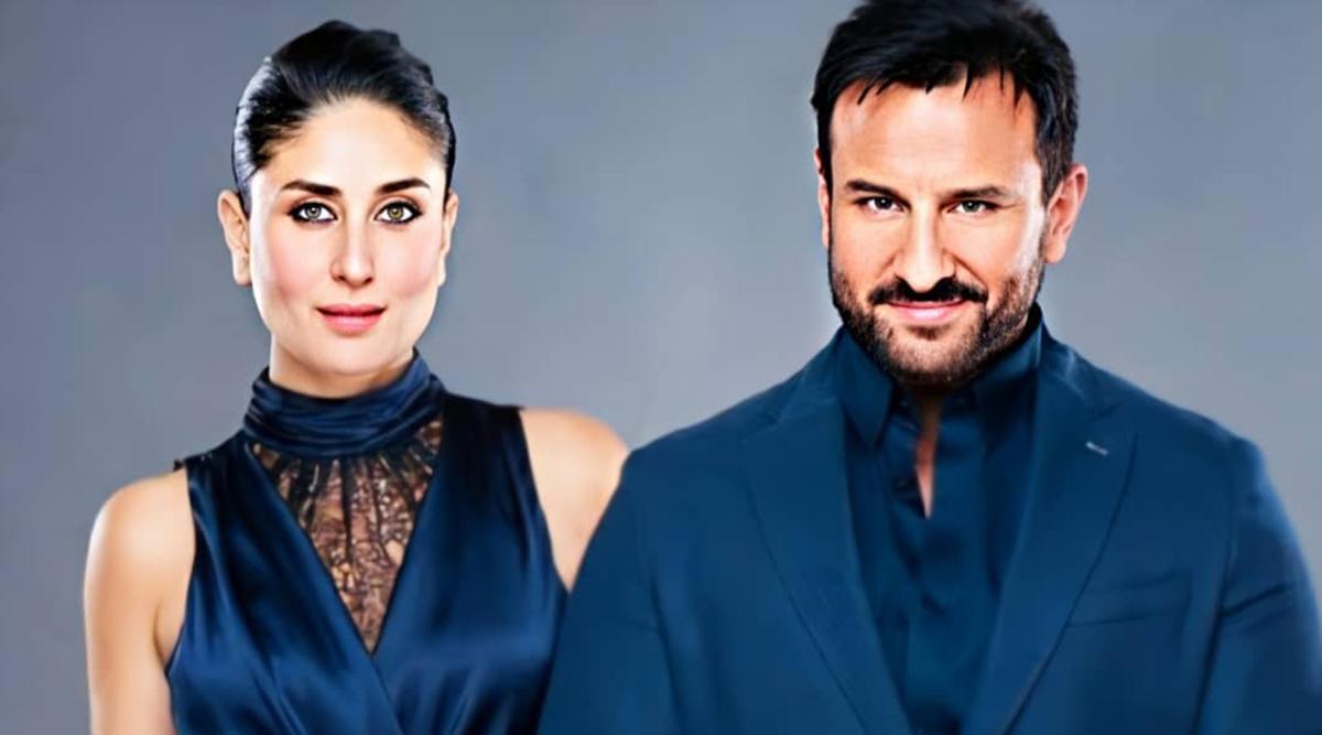 Coronavirus Outbreak: Saif Ali Khan Is Coaxing Kareena Kapoor Khan to Give Him Yoga Lessons During Lockdown Period
