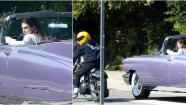 Ex Couple Kendall Jenner and Harry Styles Spotted Together as They Enjoy Separate Rides!