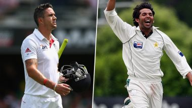 Kevin Pietersen Hails Mohammad Asif As the Best Bowler He has Faced, Says 'Plenty of Batsmen Would Have Been Happy With His Ban'