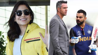 'Chalo Chalo Dinner Time': Kevin Pietersen Trolls Virat Kohli Over Anushka Sharma's Comment During Live Chat Session on Instagram