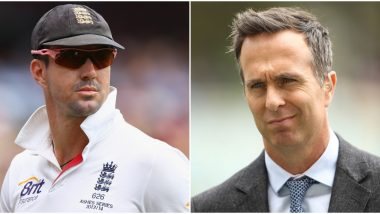 Kevin Pietersen Responds After Michael Vaughan Reveals Names of England Players Who Were 'Jealous' of KP (View Tweet)