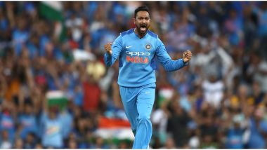 Krunal Pandya Picks Cristiano Ronaldo Over Lionel Messi As His Favourite Footballer (See Post)