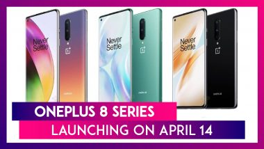 OnePlus 8 Series With A 48MP Quad Rear Camera Setup To Be Launched On April 4; Check Prices, Variants, Features & Specifications