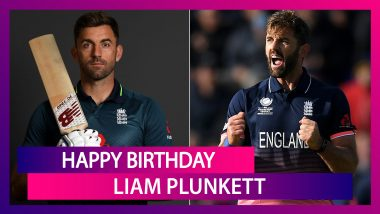 Happy Birthday Liam Plunkett - Things To Know About England Pacer