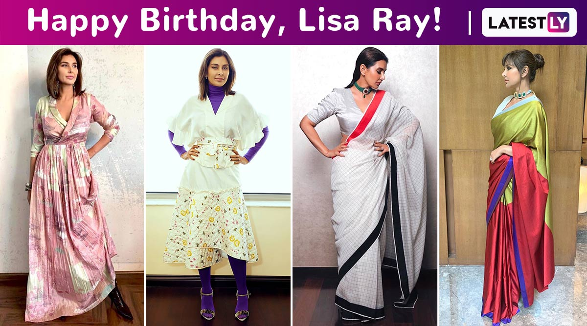 Happy Birthday, Lisa Ray! Life Is Never Perfect but Your Whimsical Chic Style Is and Here's Why We Cannot Stop Gushing Over It!