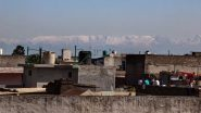 Jalandhar Wakes Up to View Himachal Pradesh's Snow-Capped Mountains as Coronavirus Lockdown Stems Out Air Pollution (See Pics)