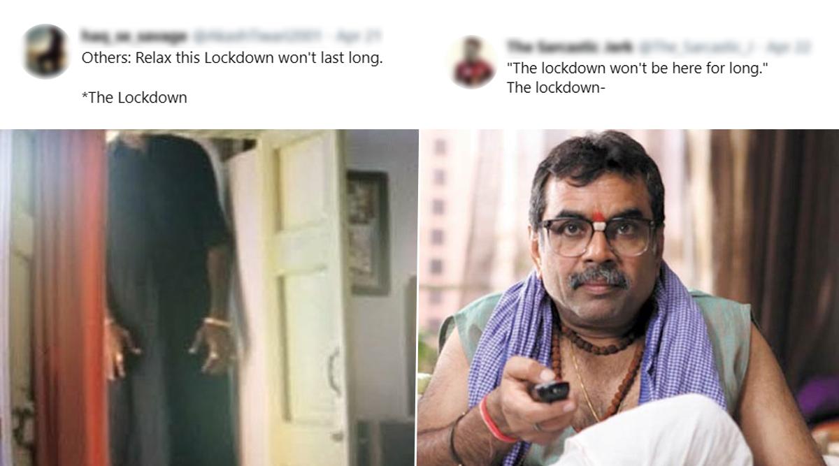 'Lockdown Won't Last Long' Funny Memes and Jokes by Desi ...