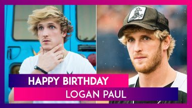 Happy Birthday Logan Paul- 7 Intriguing Facts About the American YouTuber