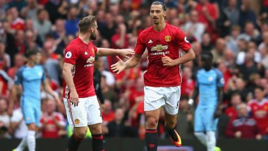 Luke Shaw Recalls Intense Training Sessions With Zlatan Ibrahimovic