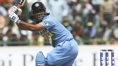 On This Day: MS Dhoni Scored His First Century in International Cricket vs Pakistan in 2005